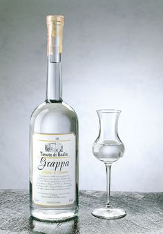 Grappa is a pomace brandy, which means it's a liquor made from what's left after the grapes are crushed for wine. The EU takes Grappa very seriously and has 3 criteria: Has to be made in Italy, the Italian part of Switzerland or San Marino, Must be made from pomace, & fermentation and distillation must occur on the pomace — no added water. It is commonly served as a digestive or after-dinner drink to aid digestion.