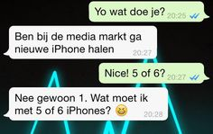 10 Grappige WhatsApp Gesprekken - Funny Text - - 10 Grappige WhatsApp Gesprekken The post 10 Grappige WhatsApp Gesprekken appeared first on Gag Dad. Funny Gym Pictures, Funny Pix, Top Funny, Funny Stuff, Very Funny Texts, Funny Test Answers, Funny Note, Funny Text Messages, Super Funny
