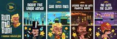 The Movember Foundation Releases RUN MO RUN! Mobile Game