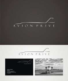 Create a super luxurious logo for a private jet brokerage firm, Avion Priv茅. by Greg Unger Aviation Logo, Aviation Humor, Luxury Jets, Luxury Logo, Brand Identity Pack, Identity Design, Custom Logo Design, Custom Logos, Freedom Logo