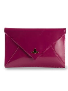 Shop Vivienne Westwood 'Monaco' clutch in Anastasia Boutique from the world's best independent boutiques at farfetch.com. Over 1000 designers from 60 boutiques in one website.