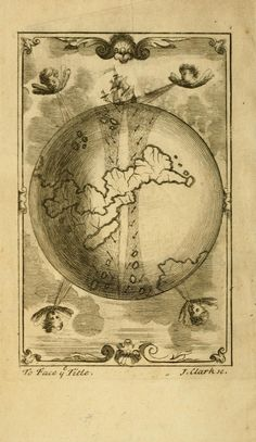 Daniel Defoe, A new voyage round the world, by a course never sailed before. : Being a voyage undertaken by some merchants, who afterwards proposed the setting up an East-India Company in Flanders. Illustrated with copper plates (1725)