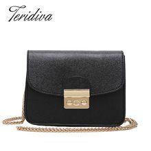 Women Bags 2016 Summer Handbag Fashion Brand Famous Designer Mini Shoulder Bag Woman Chain Crossbody Bag Messenger Handbag Bolso(China (Mainland))