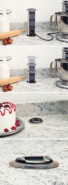 tomada para cozinha