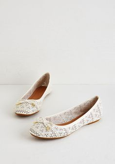 Fun You Over Flat | Mod Retro Vintage Flats | ModCloth.com $29.99