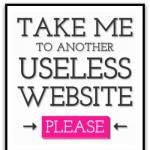 The Useless Web - For the Fun of It!