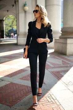 60 Best Ideas For Womens Dress Business Outfit Ideas Womens Fashion For Work, Work Fashion, Fashion Outfits, Fashion Women, Fashion Ideas, Fashion Rings, Nyc Fashion, Cheap Fashion, Lawyer Fashion