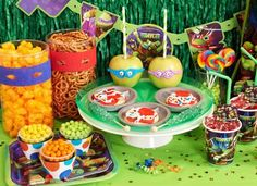 Nickelodeon Teenage Mutant Ninja Turtles Basic Party Pack 2