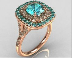 Love EVERYTHING about this ring!