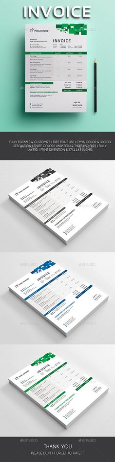 International Invoice Excel Sales Invoice Template Great Alternative To An Expensive  What Is Cash Receipts with Sample Invoice Format In Word Invoice By Ariful This Is A Invoice Template This Template Download  Contains  Dpi Print Customised Receipt Books Excel