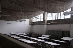 Le Corbusier's School of Architecture @ Chandigarh, India