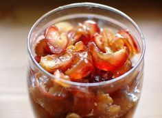 Get an easy, step-by-step guide on how to make preserves for your favorite jam, jelly, compote and salsa from Food Network Magazine. Compote Recipe, Good Food, Yummy Food, Russian Recipes, Canning Recipes, Saveur, Food Storage, Food Photo, Gastronomia