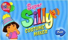 Actividades para Educación Infantil: Máquina de vestidos DORA