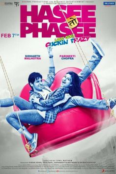 Hasee Toh Phasee Movie Review : A Good Romantic Love Story .Sidharth and Parineeti was awesome in the movie and check the full other details ofthe movie like story, acting and why watch.
