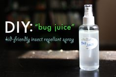 How to Make Your Own All-Natural Bug Repellant
