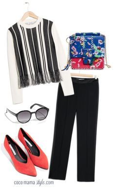 """Inspiration look Day to night : nice Inspiration look """"Day to night"""" : 5 Outfit Ideas 