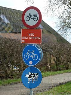 Pieterpad, Groningen.