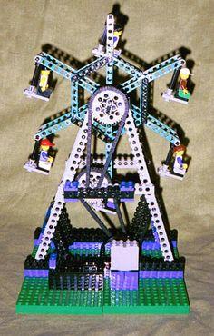 LEGO technic ferris wheel
