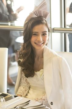 Angelababy - Royal Ascot 2014 - King's Stand Stakes - in London