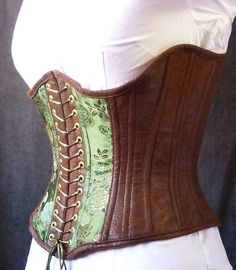 12c08e5d3f Ohh Kittie needs this one.... Steampunk Corset