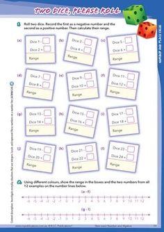 Australian Curriculum Number and Algebra Worksheet - Year