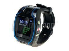 Miniaturowy lokalizator GPS-W1 w zegarku ręcznym