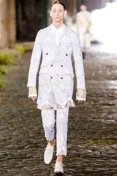 Temporada de Hombres en Londres! Alexander McQueen Menswear - 2014