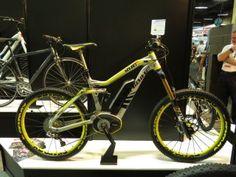 The Electric Bike Scene at Interbike – Part 4 – E-Bike Picture Extravaganza!