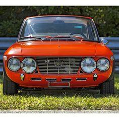 Lancia Fulvia HF V4
