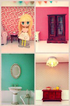LPS Blythe Dollhouse