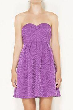 Rebecca Taylor Magenta Dress....love!!