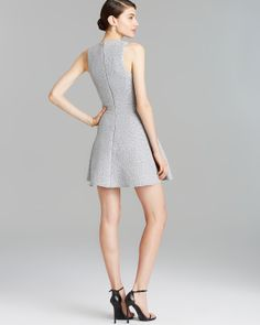 Tibi Dress - Rime Jacquard