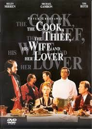 The Cook, the thief, his wife and her lover [Vídeo-DVD] / written and directed by Peter Greenaway