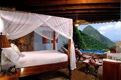 ladera resort st lucia - Google Search