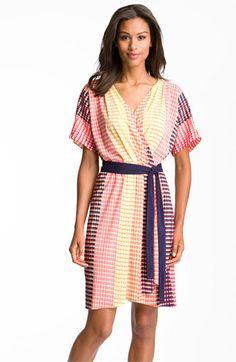 Cute print dress!