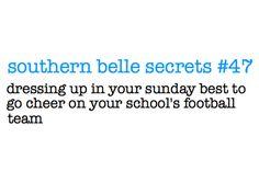 #southernbelle