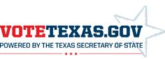 VOTETEXAS.GOV - MAKE YOUR MARK ON TEXAS - POWERED BY THE TEXAS SECRETARY OF STATE