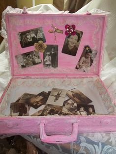 Alter breif case Something Beautiful, Alters, Suitcase, Suitcases