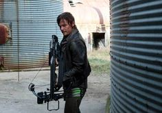 daryl dixon walking dead season 4   The Walking Dead' ('Arrow in the Doorpost') recap: season 3, episode ...