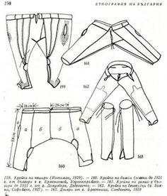 Resultado de imagem para 14th tailoring patterns