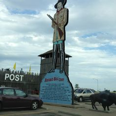 Fort Cody Souvenir and Historical Museum. North Platte Nebraska, Where The Heart Is, Windmill, Family History, Childhood Memories, Statue Of Liberty, Places Ive Been, Life Is Good, Vacation