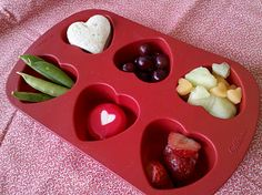 The Educators' Spin On It: Little Hands that Cook with Books: Heart Themed Recipes