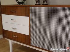 Komoda z 4 szufladami PEPITKA design LOFT mazowieckie sprzedam