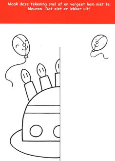 Werkblad visueel: Pompom
