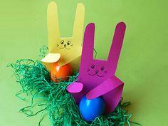 handprint Easter Bunny...