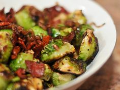 examiner com braised brussels sprouts with bacon and shallots brussels ...
