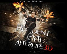 Resident Evil Afterlife 2011 Movies, Resident Evil, Milla Jovovich, Tv, Movie Posters, Television Set, Film Poster, Billboard, Film Posters