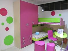 Camere per bambini Loft, Bed, Furniture, Home Decor, Bedroom, Decoration Home, Stream Bed, Room Decor, Lofts