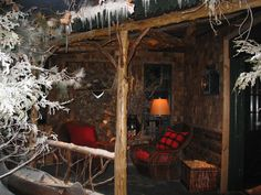 Perfect Christmas Cabin!