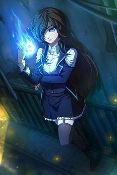 Agente magia akuma